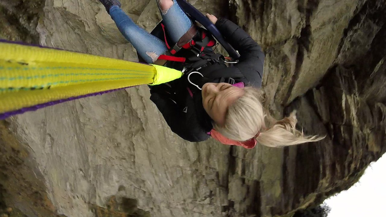 The Honest Shotover Canyon Swing Review Video Live Your Zoi